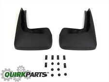 08-16 Chrysler Town & Country/Dodge Caravan Front Molded Splash Guards OEM MOPAR