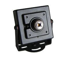 Sony Super Had 420TVL Mini Pinhole 6.3mm Lens Screw Type Camera
