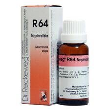 Dr. Reckeweg R64 el exceso de proteínas en la orina gotas 50 Ml los remedios homeopáticos