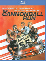 Cannonball Run (Blu-ray) • NEW  Burt Reynolds, Farrah Fawcett, Peter Fonda