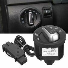 Car Auto Headlight Head Light Switch Sensor For VW Golf MK6 MK5 Jetta