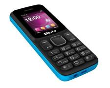"BLU Z4 Z192 BLUE 1.8"" 2G Cell Phone VGA GSM Unlocked Dual SIM New"