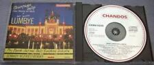 HANS CHRISTIAN LUMBYE Polkas Mazurkas Waltzes ROZHDESTVENSKY Chandos Austria CD