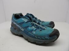 La Sportiva Women's Raptor Trail Hiking Running Shoes Blue/Black Size 9.5M