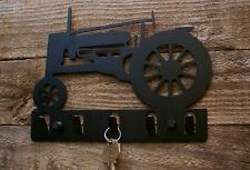 Tractor Key Holder / Wall Hook / Key Rack - Made from powder coated steel