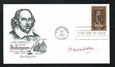 Patrick Gordon Walker d 1980 signed autograph First Day Cover British Politician