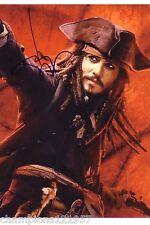 Jonny Depp ++Autogramm++ ++Fluch der Karibik++2