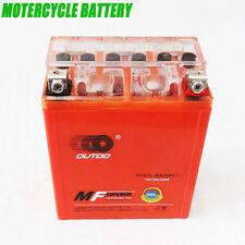 YTX7L-BS GEL Battery fr Honda NX125 CB250 Nighthawk CBR250R CMX250C NX250 CB600F
