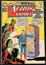 Action Comics #292  Sept 1962