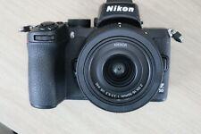 Nikon Z 50 20,9 Mpix Appareil photo hybride - Noir (Kit avec 16-50 VR lentille)