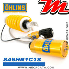 Amortisseur Ohlins MOTO GUZZI 1200 SPORT 4V (2010) MG 710 MK7 (S46HR1C1S)