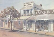 Pauline Grayling. Original Watercolour. A listed Australian artist.