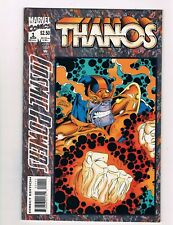 COSMIC POWERS #1   (1994 MARVEL)    ALL THANOS ISSUE