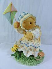 """Cherished Teddies """" Megan - Spring Brings A Season Of Beauty """" Figurine In Box"""