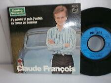 CLAUDE FRANCOIS Edition souvenir J y pense et puis j oublie 6172111