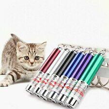 Laser Pointer pen Red beam Light Presentation Pets Cat dogs Led Light