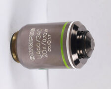 Olympus UApo /340 20x W Water Immersion Microscope Objective