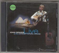 JOHN DENVER - live at the sydney opera house CD