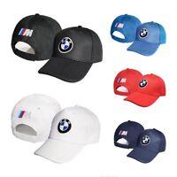 BMW M Power CARBONE Casquette Auto Logo Brodé Chapeau Baseball Cap Homme Femme