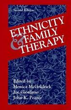 NEW - Ethnicity and Family Therapy: Second Edition
