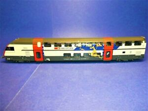 """*ROCO H0 64856 SBB """"Bt 50 85 26-94 925-2"""" Doppelstock-Steuerwagen TOP&OVP"""