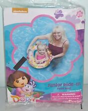 Kids Ride-In Float Seat Ages 0-3 Nickelodeon Dora the Explorer NEW