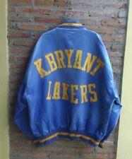 Vtg 1996-97 Mitchell & Ness Kobe Bryant Varsity Jacket Lakerss. Mens Sz 56 XL