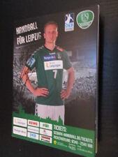 61972 Aivis Jurdzs DHFK Leipzig Handball original signierte Autogrammkarte