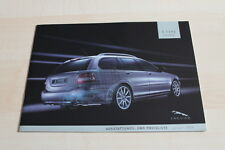 143208) Jaguar X-Type Estate - Preise & t. Daten & Ausstattungen - Prospekt 01/2