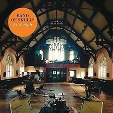 Band of Skulls By Default new sealed release 27/05/16
