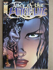 1998 IMAGE/TOPCOW COMICS TALES OF THE WITCHBLADE #4 TAN/D-TRON/J.D. SMITH COVER