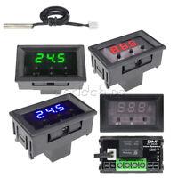 12V Digital Temperature Controller Switch Sensor W1209 Thermostat -50~110°C+Case