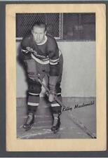 1934-44 Beehive Group I New York Rangers Hockey Photos #285 Kilby MacDonald