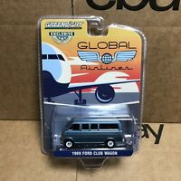 Greenlight | 1:64 1969 Ford Club Wagon (Hobby Exclusive) | IN STOCK
