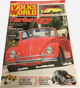 Volks World Magazine - June 2007 - BEETLE BUG BUS KOMBI VW CAMPER