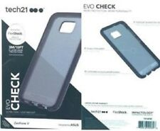 TECH21 EVO Check Smokey Black Case Cover for ASUS ZenFone V  - NEW