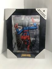 Spider-Man 3D Lenticular Poster 11x14 Spider Sense City Web #RD0145 2010