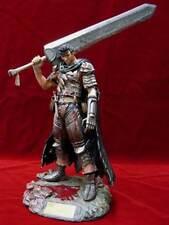 Guts Black Swordman Berserk 1/8 Unpainted Statue Figure Model Resin Kit RARE