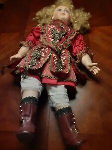 Barbara Ota Schmitt Et Fils 30 Inch #8 Reproduction Doll Blonde Extra Large