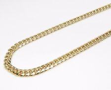 10K Gold Miami Cuban Chain 22 Inches 6MM 22.5 Grams