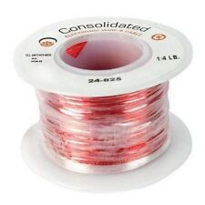 24-825 770 Ft 30 AWG Copper Enamel Magnet Wire - 1/4 LB - custom coils,xformers