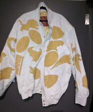 NFL Teams Logo REEBOK JEFF HAMILTON Limited Edition Vintage Coat Jacket 4XL