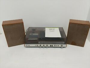 Vintage Sony HMK-20 Music System Cassette Record Player  R3
