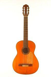 Manuel Ramirez 1911 - Meistergitarre - absolut beeindruckende Gitarre + Video!