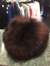 Antic Ceremony Headdress Fur Hat Native
