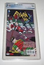 Batman '66 #25 - NM/MT 9.8 - (1st Harley Quinn in title, cover and issue)