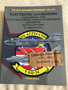 Electronic Aggressors: Pictorial History USN Electronic Threat part 2 - Romano