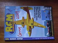 $$x Revue RCM N°292 Plan encarte Gedessal  Funtastic 3D Hype  Cessna 182  Manta