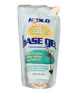 H2Old Base Gel / Basketball Goal Portable Bases, 16-Ounce