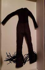 Barbie Doll Iris Apfel Black Fringe Bodysuit Barbie Clothing